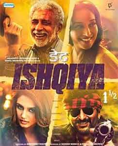 dedh ishqiya movie reivew