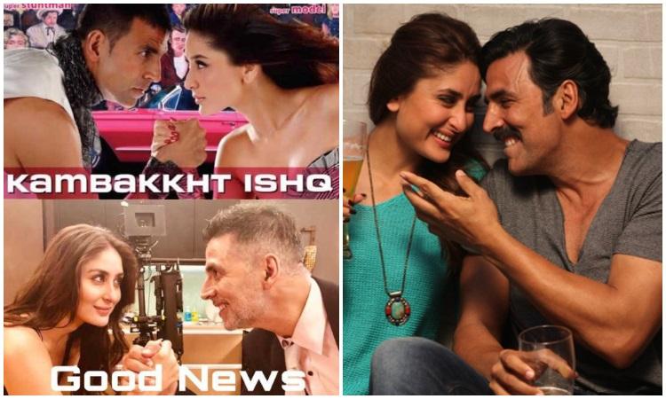 akshay and kareena start shooting for good news