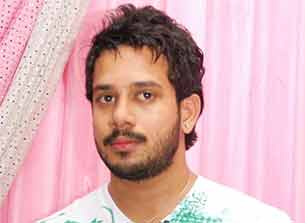 Tamil actor Bharath