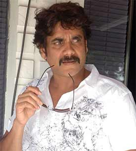 Telugu actor Nagarjuna