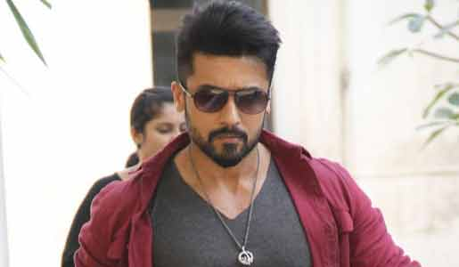 surya in the tamil movie Anjaan