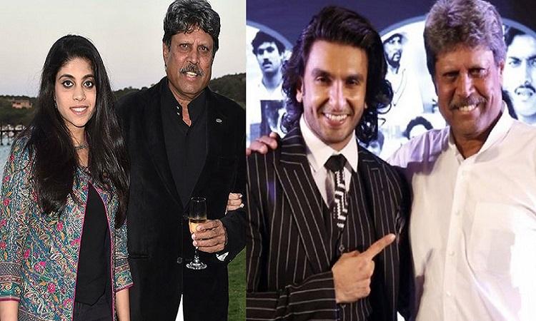 kapil dev daughter to turn assistant director for 83