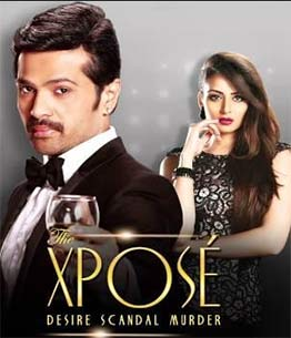the expose movie poster