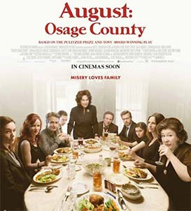 August Osage County movie review