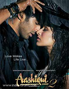 Review of aashiqui 2