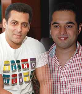 salman khan and director Prem Soni