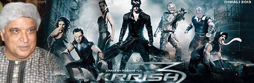 When 'krrish 3' left javed akhtar stunned!