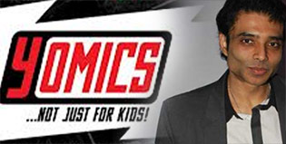 uday chopra launches 'Yomics' comic book label