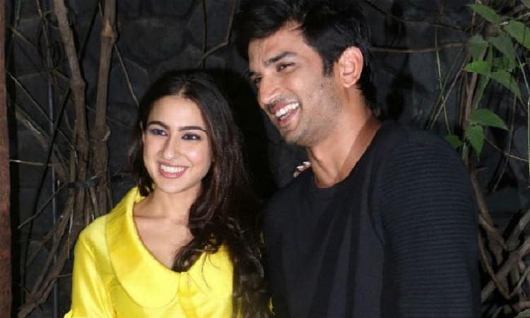 sara ali khan and sushant singh rajput are new lovebirds of btown