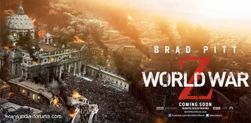 Movie Review of World War Z