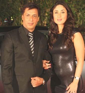 Kareena  Bhandarkar at the New York Indian Film Festival         filmmaker madhur bhandarkar and kareena kapoor
