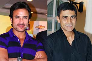 saif ali khan and mohnish bahl