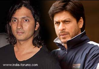 shahrukh khan and shirish kunder