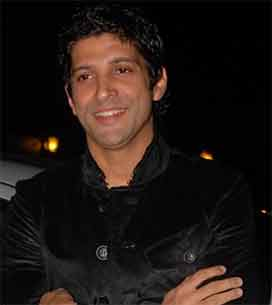 actor-director farhan akhtar