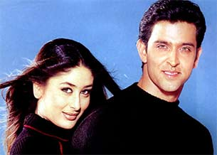 hrithik roshan and kareena kapoor