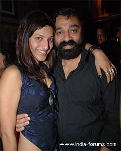 kamal haasan and shruti haasan
