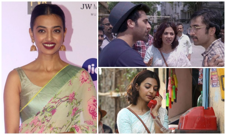 radhika apte says acting is like an investigation work