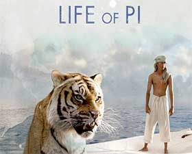 Ang Lee's movie Life of Pi
