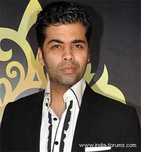 Interview with Filmmaker karan johar