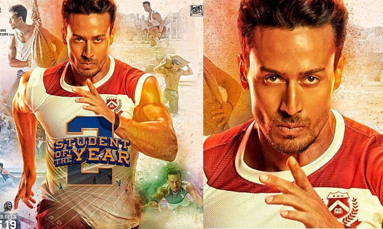 student of the year tiger shroff