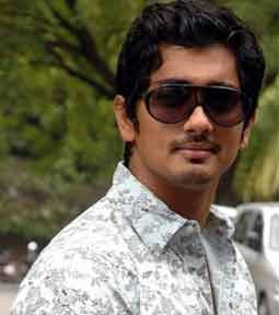Southern actor Siddharth