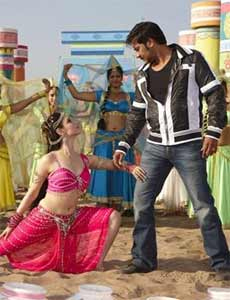 Music review of himmatwala