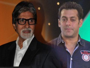 amitabh bachchan and salman khan