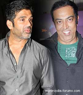 suniel shetty and vindoo dara singh