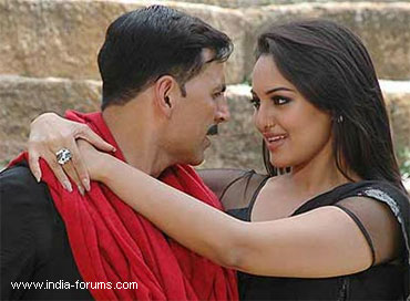 rowdy rathore team parties, crossing Rs. 100 cr