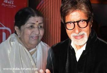 lata and Big B