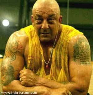 sanjay dutt as kancha cheena in agneepath movie