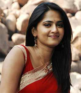 Southern actress anushka shetty