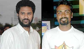 remo d souza and prabhu deva
