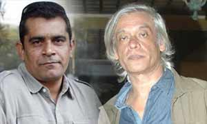 Subhash Kapoor and sudhir mishra