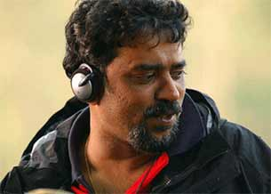 Cinematographer-turned-filmmaker santosh sivan