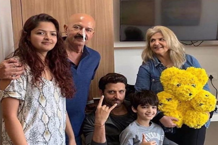 rakesh roshan discharged