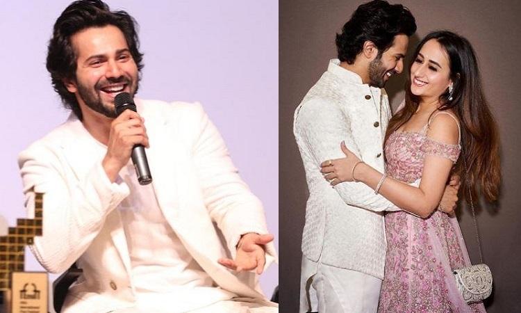 varun dhawan opens up on his wedding rumours to natasha