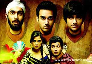 movie review of fukrey