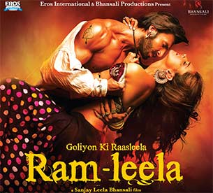 ram leela movie psoter