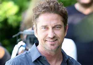 Hollywood actor Gerard Butler