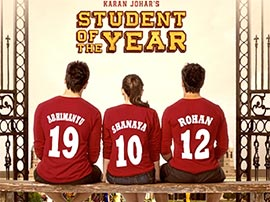 student of the year movie music review