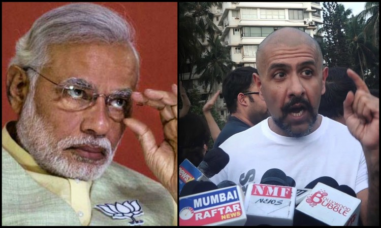dadlani slams modi over hanging of rapists claim