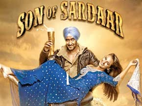 son of sardaar crossed the Rs. 100 crore