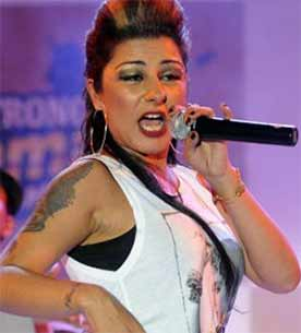 Rapper Hard Kaur is happy that a lot of Bollywood songs have