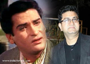 prasoon joshi reminds shammi kapoor