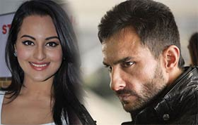 Sonakshi work with saif ali khan in bullet raja movie