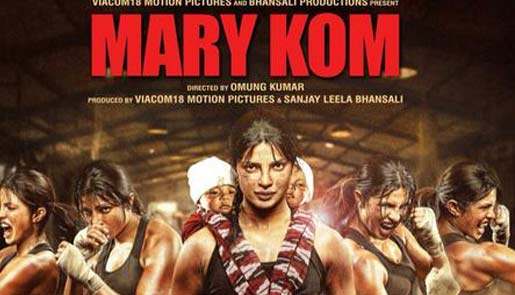 mary kom movie photos