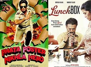 Phata Poster Nikla hero and the lunchbox movie