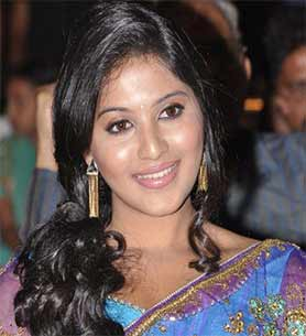 Southern actress Anjali