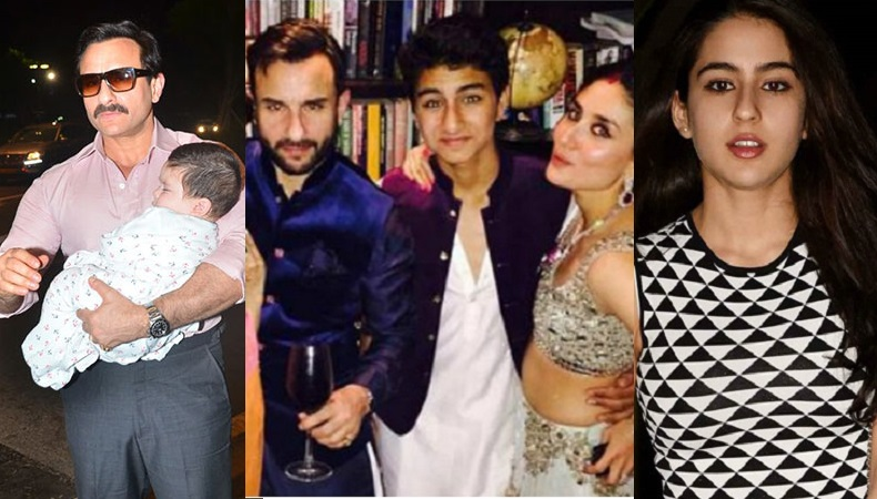 Saif Ali Khan on PROBLEMS of dealing with Family, Divorce ... Saif Ali Khan Wife And Kids